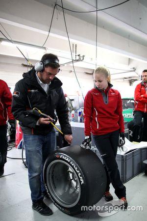 Ingeniero de neumático