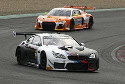 #20 Schubert Motorsport, BMW M6 GT3: Jesse Krohn, Louis Delétraz