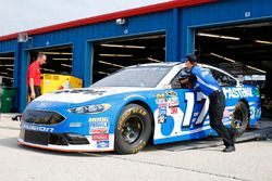 Auto de Ricky Stenhouse Jr., Roush Fenway Racing Ford