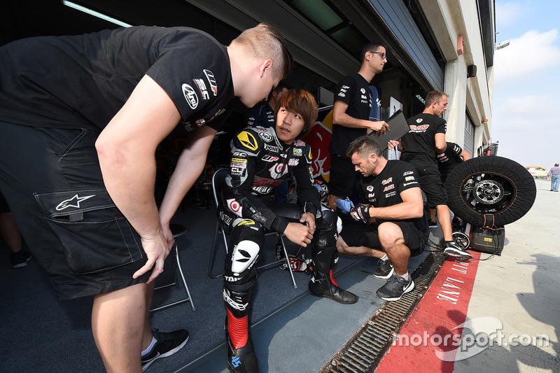 Tetsuta Nagashima, Ajo Motorsport Academy