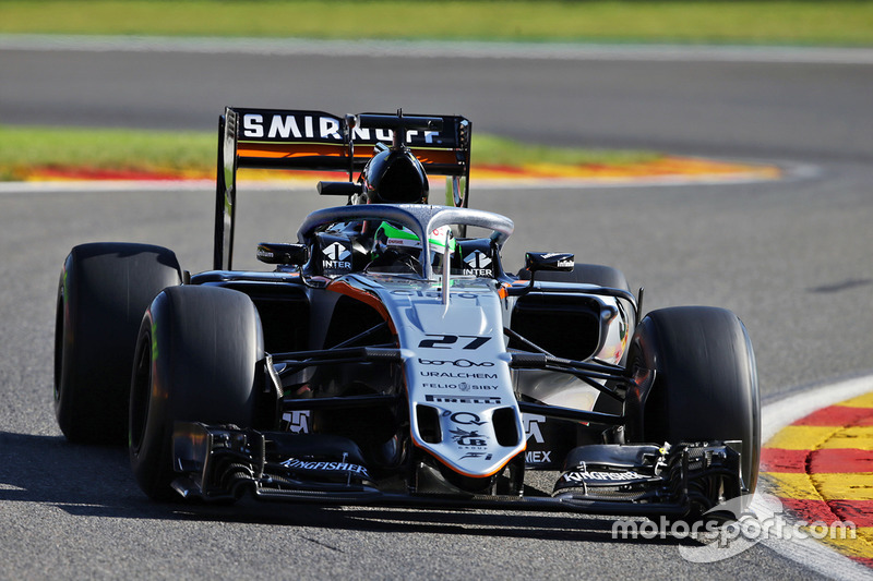 Force India VJM09, Halo customisé