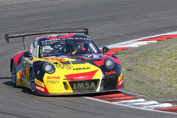 #76 IMSA Performance Porsche 911 GT3 R: Raymond Narac, Thierry Cornac, Maxime Jousse