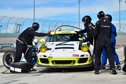 #69 MP1B Porsche 997 Cup Car: Juan Perez and Lonnie Pechnik of Orbit Racing