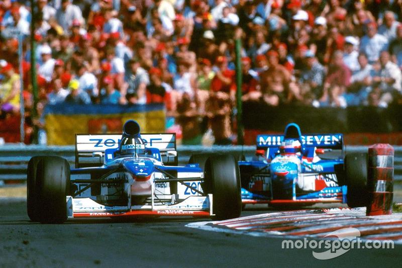 1997: Arrows A18 Yamaha