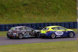 Antti Buri, Dusan Borkovic, Seat Leon B3 Racing Ungheria