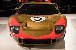 Le Mans 1966 tercer lugar Ronnie Bucknum, Dick Hutcherson, Ford GT 40