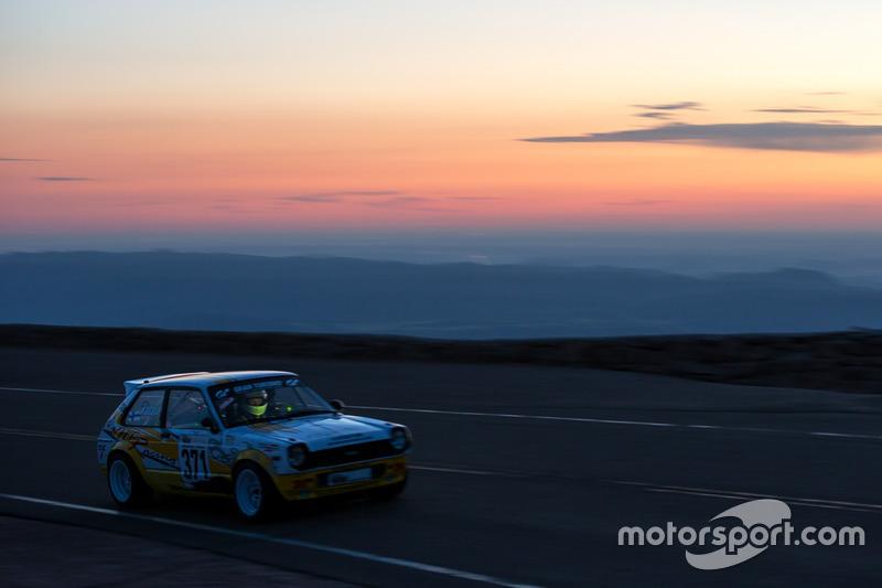 371 Toyota Starlet: Mikko Kataja at Pikes Peak