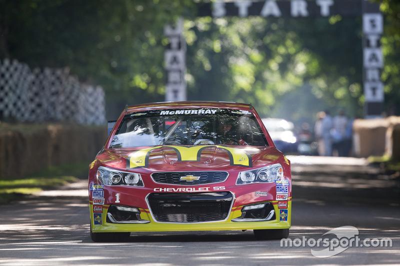 NASCAR Chevrolet SS - Ed Berrier