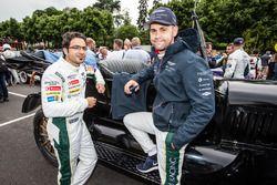#97 Aston Martin Racing Aston Martin Vantage: Fernando Rees dan Richie Stanaway