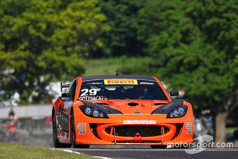 #29 Performance Ginetta GT4: Harry Gottsacker