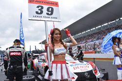 Lovely Sard Racing girl
