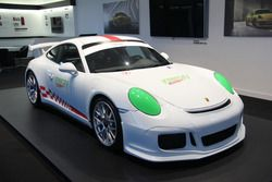 İntercity Porsche GT3 Kupası Otomobili