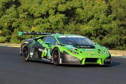 #16 Change Racing, Lamborghini Huracan GT3: Spencer Pumpelly, Corey Lewis