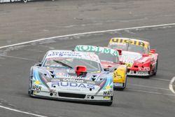 Martin Ponte, Nero53 Racing Dodge, Nicolas Bonelli, Bonelli Competicion Ford, Juan Manuel Silva, Cat