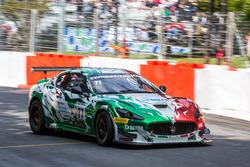 Alessandro Fogliani, Patrick Zamparini, Villorba Corse, Maserati GranTurismo MC GT4