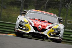 #15 Team Marc VDS Renault RS01: Tanart Sathienthirakul, Fran Rueda