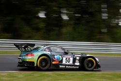 #50 Walkenhorst Motorsport powered by Dunlop, BMW Z4 GT3: Henry Walkenhorst, Peter Posavac