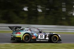 #50 Walkenhorst Motorsport powered by Dunlop, BMW Z4 GT3: Henry Walkenhorst, Peter Posavac