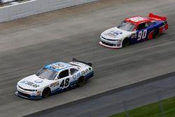 Brennan Poole, Chip Ganassi Racing Chevrolet, Mario Gosselin, Chevrolet
