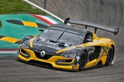 Josh Webster, Carmen Jorda, V8 Racing