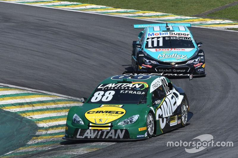 2016: Felipe Fraga bateu Rubens Barrichello em Interlagos