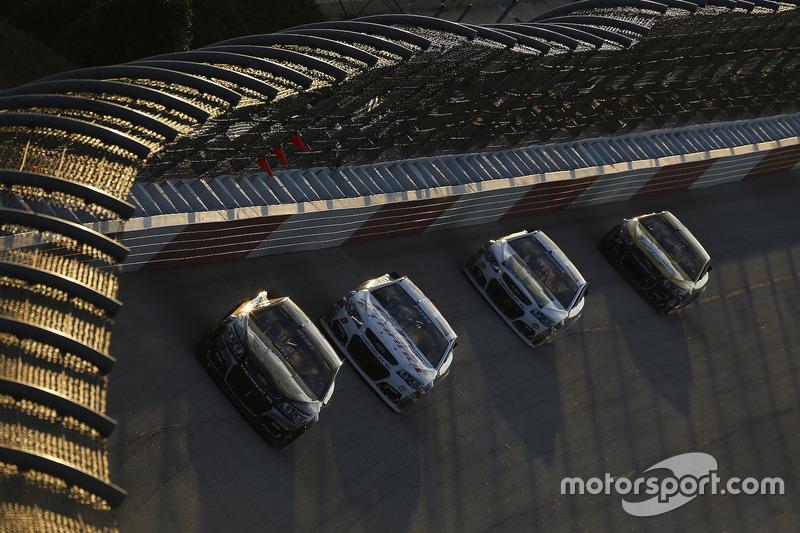 3. Casey Mears, Germain Racing Chevrolet