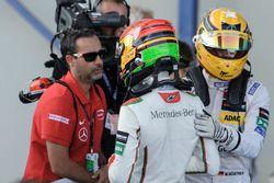 Lance Stroll, Prema Powerteam Dallara F312 - Mercedes-Benz, Maximilian Günther, Prema Powerteam Dallara F312 - Mercedes-Benz