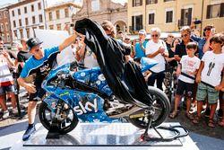 Andrea Migno, Sky Racing Team VR46, Nicolo Bulega, Sky Racing Team VR46 svelano la nuova livrea by L