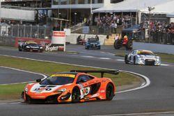 #60 TEKNO Autosport, McLaren 650S GT3: Nathan Morcom