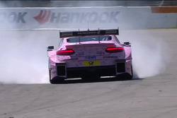 Screenshoot: Lucas Auer, Mercedes-AMG Team Mücke, Mercedes-AMG C63 DTM