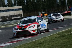 Marco Costamagna Seat Leon Racer S.G.-TCR