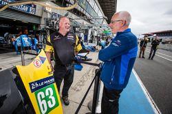 Corvette Racing vs Ford: la battaglia di Le Mans