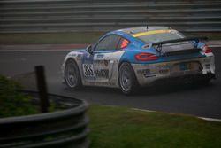 #355 Mühlner Motorsport, Porsche 981 Cayman GT4 CS: Daniel Bohr, Frank Schmickler