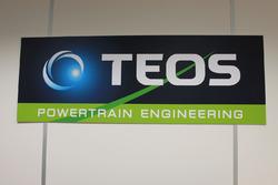 Le logo de TEOS Engineering