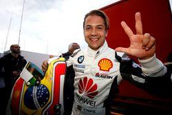 Platz zwei im Qualifying: #18 Schubert Motorsport, BMW M6 GT3: Augusto Farfus