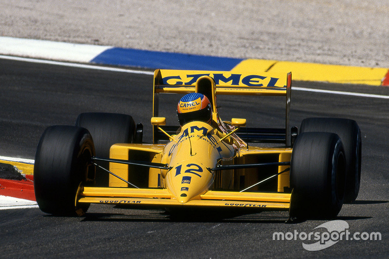 Martin Donnelly - 13 GPs