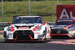 #23 Nissan GT Academy Team RJN Nissan GT-R Nismo GT3: Alex Buncombe, Lucas Ordonez