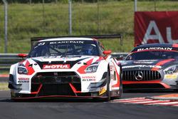 #23 Nissan GT Academy Team RJN, Nissan GT-R Nismo GT3: Alex Buncombe, Lucas Ordonez