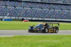 #230 FP1 Daytona Prototype driven by William Hubbell of Hubbell Racing