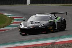#69 Ferrari 458-SGT3, Easy Race: Mancinelli-La Mazza