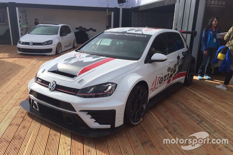 VW Golf GTI TCR am Wöthersee