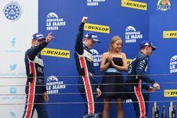 Podyum: 2. LMP3 #3 United Autosports Ligier JSP3 - Nissan: Matt Bell, Mark Patterson, Wayne Boyd