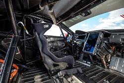 Tesla S EGT cabina
