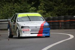 Thomas Andrey, Peugeot 405 Mi16, Racing Club Airbag, 1. Rennlauf