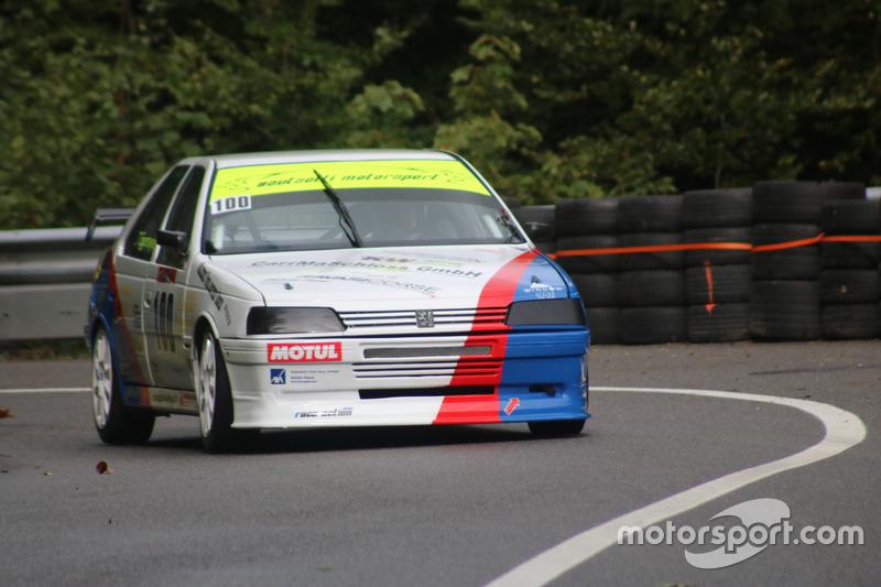 Thomas Andrey, Peugeot 405 Mi16, Racing Club Airbag, 1. Manche