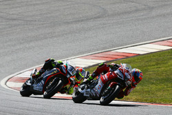 Lorenzo Savadori, Milwaukee Aprilia, Leandro Mercado, IodaRacing Team
