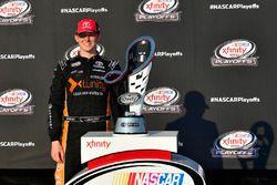 Matt Tifft, Joe Gibbs Racing Toyota, Xfinity trophy