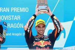Podium: third place Miguel Oliveira, Red Bull KTM Ajo
