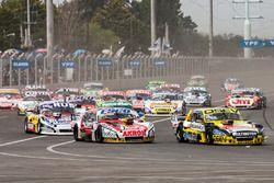 Mauricio Lambiris, Martinez Competicion Ford, Guillermo Ortelli, JP Carrera Chevrolet, Gabriel Ponce