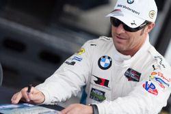 #25 BMW Team RLL BMW M6 GTLM: Bill Auberlen